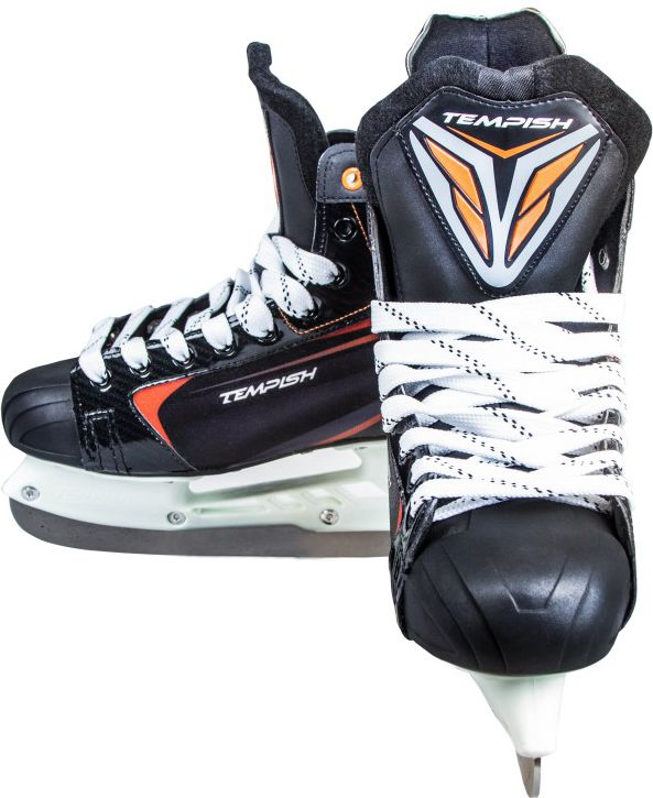 Tempish Lyzwy hokejowe Revo RSX czarne r. 46 (1300000150-46) 1300000150-46 Slidošanas un hokeja piederumi