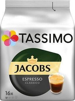 TASSIMO Jacobs Espresso 8711000500552 piederumi kafijas automātiem