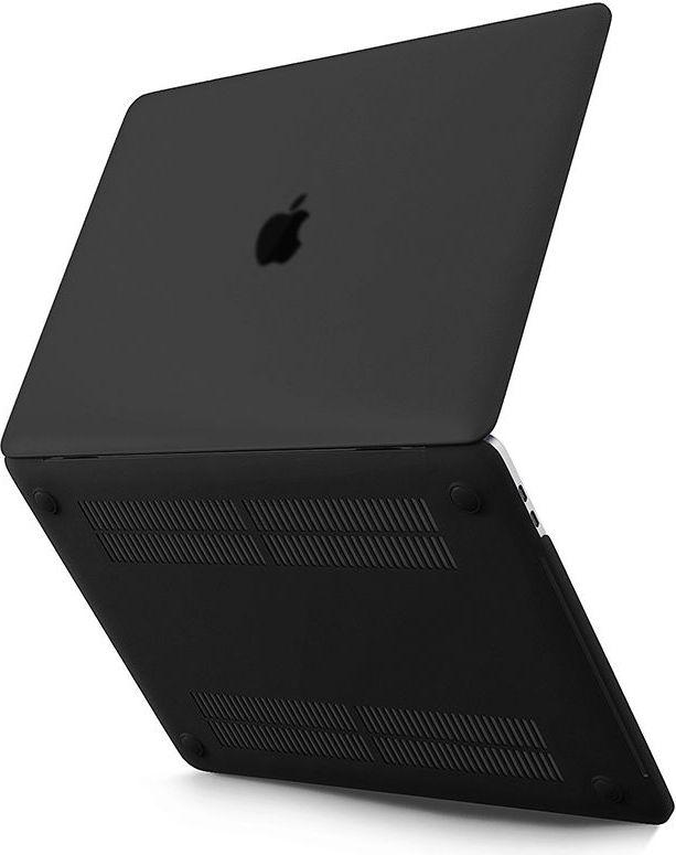 Tech-Protect Smartshell case for Apple Macbook Pro 15 2016/2017 black portatīvo datoru soma, apvalks
