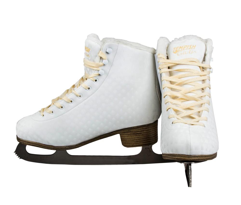 TEMPISH Lyzwy figurowe Giulia r. 37 (130000160537) 1300001605-37 Slidošanas un hokeja piederumi