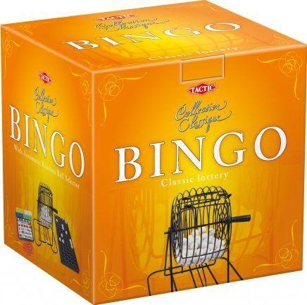 Tactic Classique Bingo galda spēle