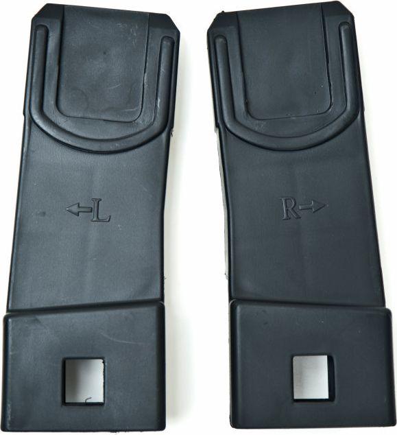 TFK Car seat adapters BeSafe stroller Joggster Trail, Sport, Adventure Bērnu sēdeklīšu aksesuāri