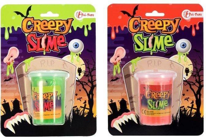 ToiToys Creepy Slime 35150 snot materiāli konstruktoriem
