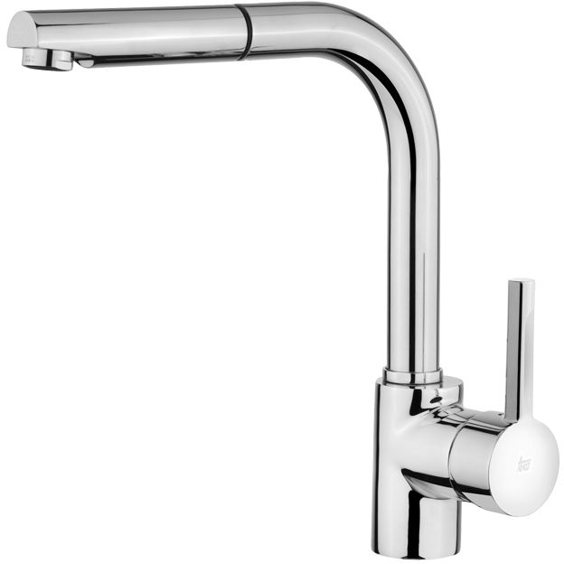 Teka ARK 938 standing kitchen mixer chrome (239381200) jaucējkrāns