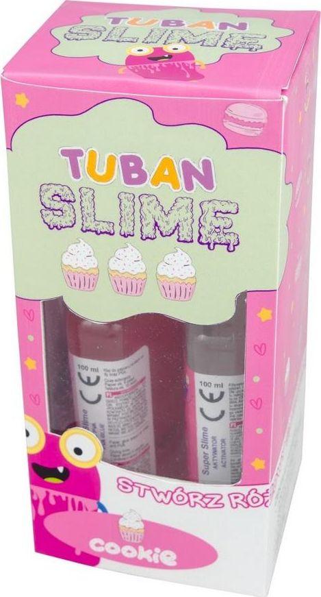 TUBAN Diy Super Slime TUBAN Cookie Set materiāli konstruktoriem