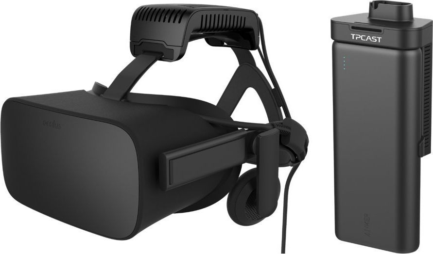 TPCAST Wireless Adapter fur Oculus Rift spēļu aksesuārs