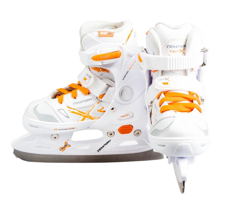 TEMPISH Lyzwy regulowane Neo-X Ice Lady (13000008263-S) 13000008263-S Slidošanas un hokeja piederumi