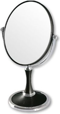 Top Choice cosmetic mirror standing oval FD (85659) Spogulis