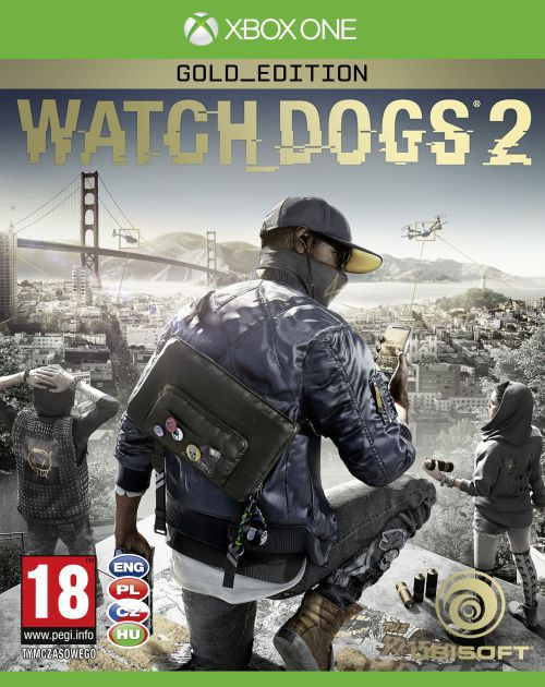 Watch Dogs 2 Gold Edition (XONE)