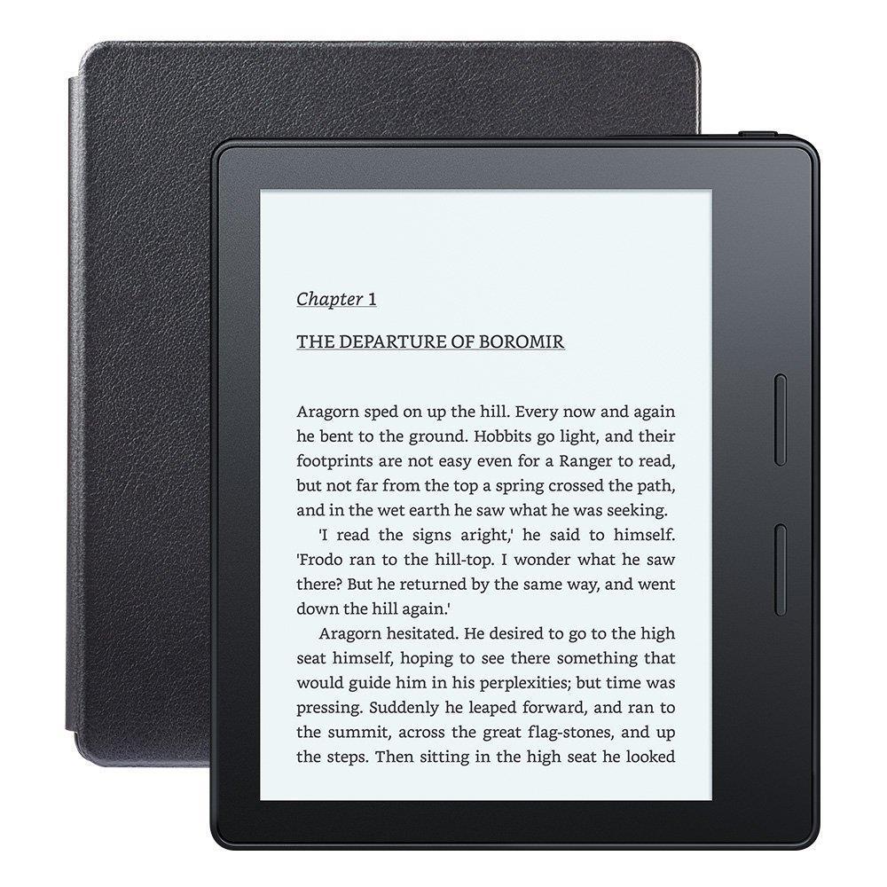 Kindle Oasis Elektroniskais grāmatu lasītājs