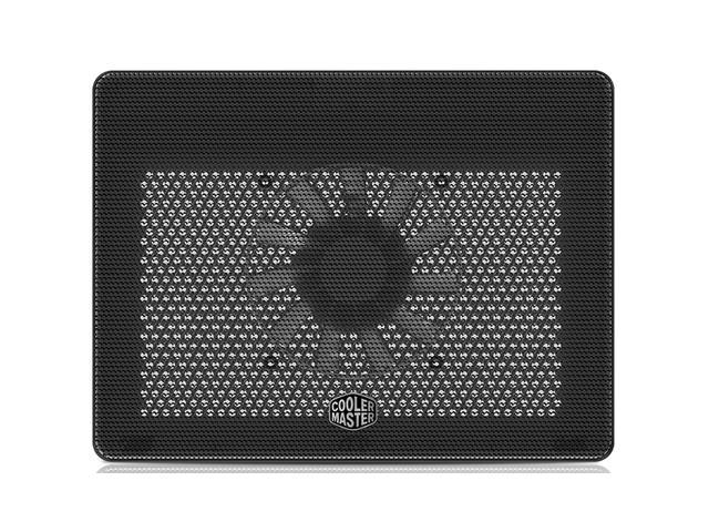 Cooler Master Notebook cooler Notepal L2 379x285x47.5 mm portatīvā datora dzesētājs, paliknis