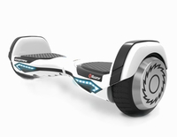 Deskorolka elektryczna Razor Hovertrax 2.0 Balta Elektriskie skuteri un līdzsvara dēļi