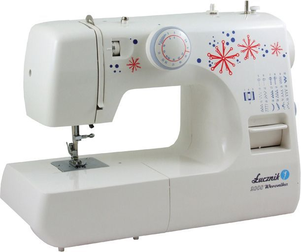 Sewing machine Weronika 2008 Šujmašīnas