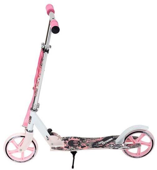 NILS Extreme Scooter HA205D PINK PU 205mm pink Skrejriteņi