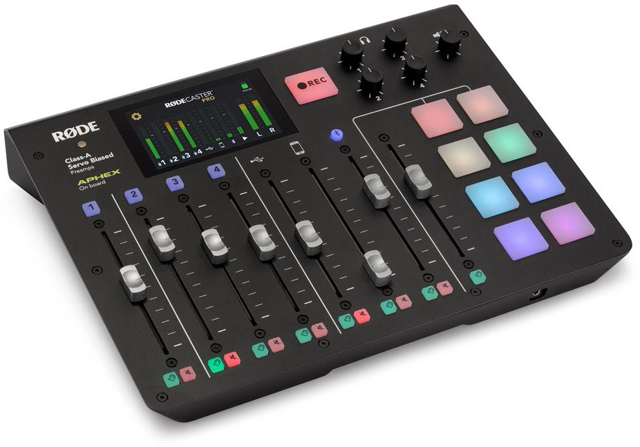 Rode RodeCaster Pro 698813005543