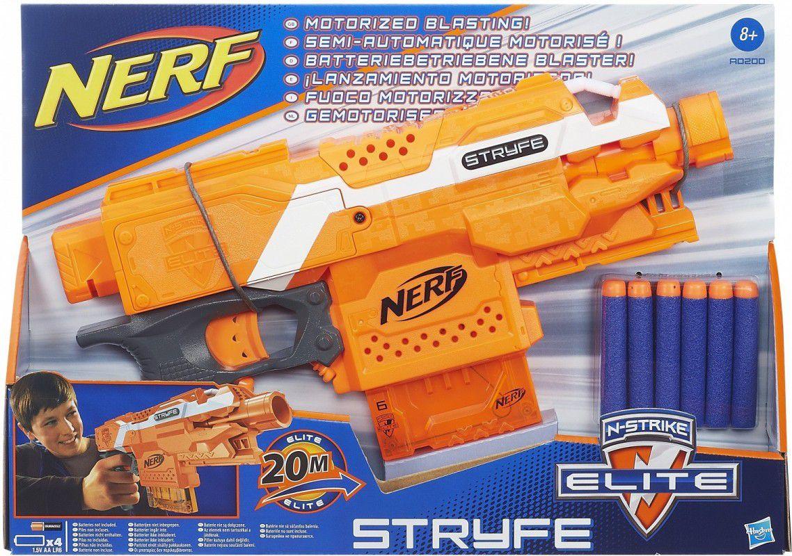Hasbro Nerf N-Strike Elite Stryfe, Nerf Gun Rotaļu ieroči