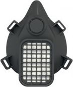 Zorin protective half mask ST-01 with filter ST-4000 black (09.01.545)