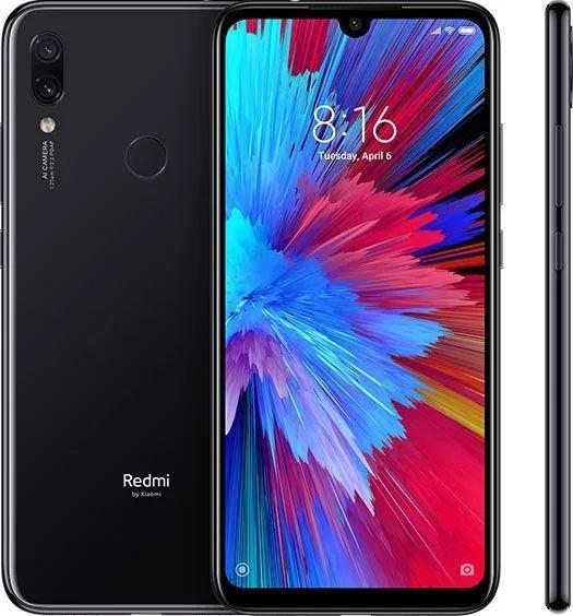 Xiaomi Redmi Note 7 4GB/128GB Black Mobilais Telefons