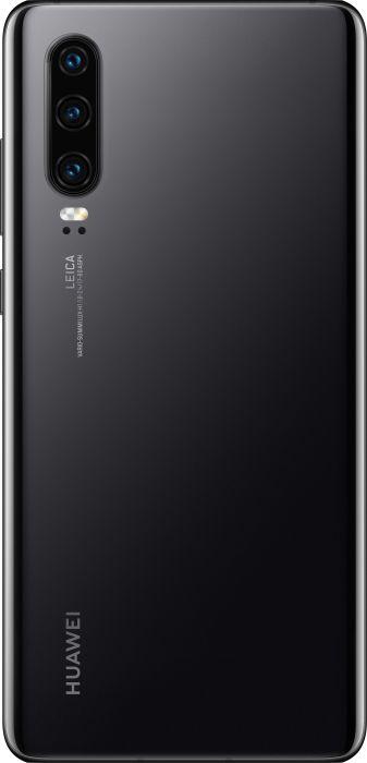 Huawei P30 black                      128GB Mobilais Telefons