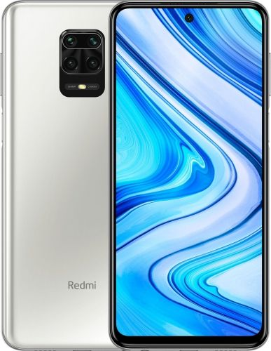 Smartfon Xiaomi Redmi Note 9 Pro 6/64GB Glacier White (27969) xiaomi_20200603120601 Mobilais Telefons
