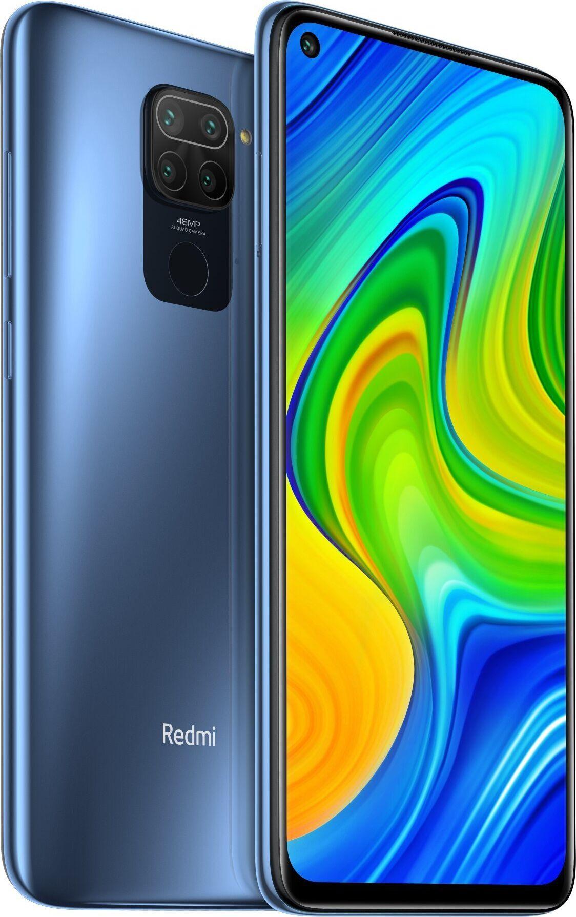 Smartfon Xiaomi Redmi Note 9 64 GB Dual SIM Szary (27990) xiaomi_20200603114732 Mobilais Telefons