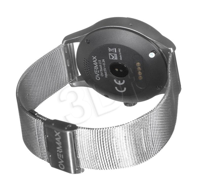 SMARTWATCH 2.5 SILVER Viedais pulkstenis, smartwatch