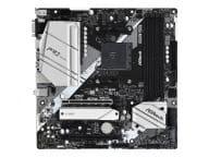 ASRock B550M Pro4 - micro ATX - Socket AM4 - AMD B550 pamatplate, mātesplate