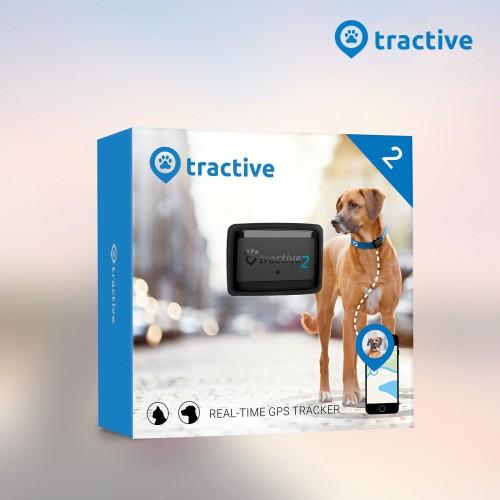 Tractive GPS 2  kaķu, suņu izsekošanas ierīce Speciālie produkti