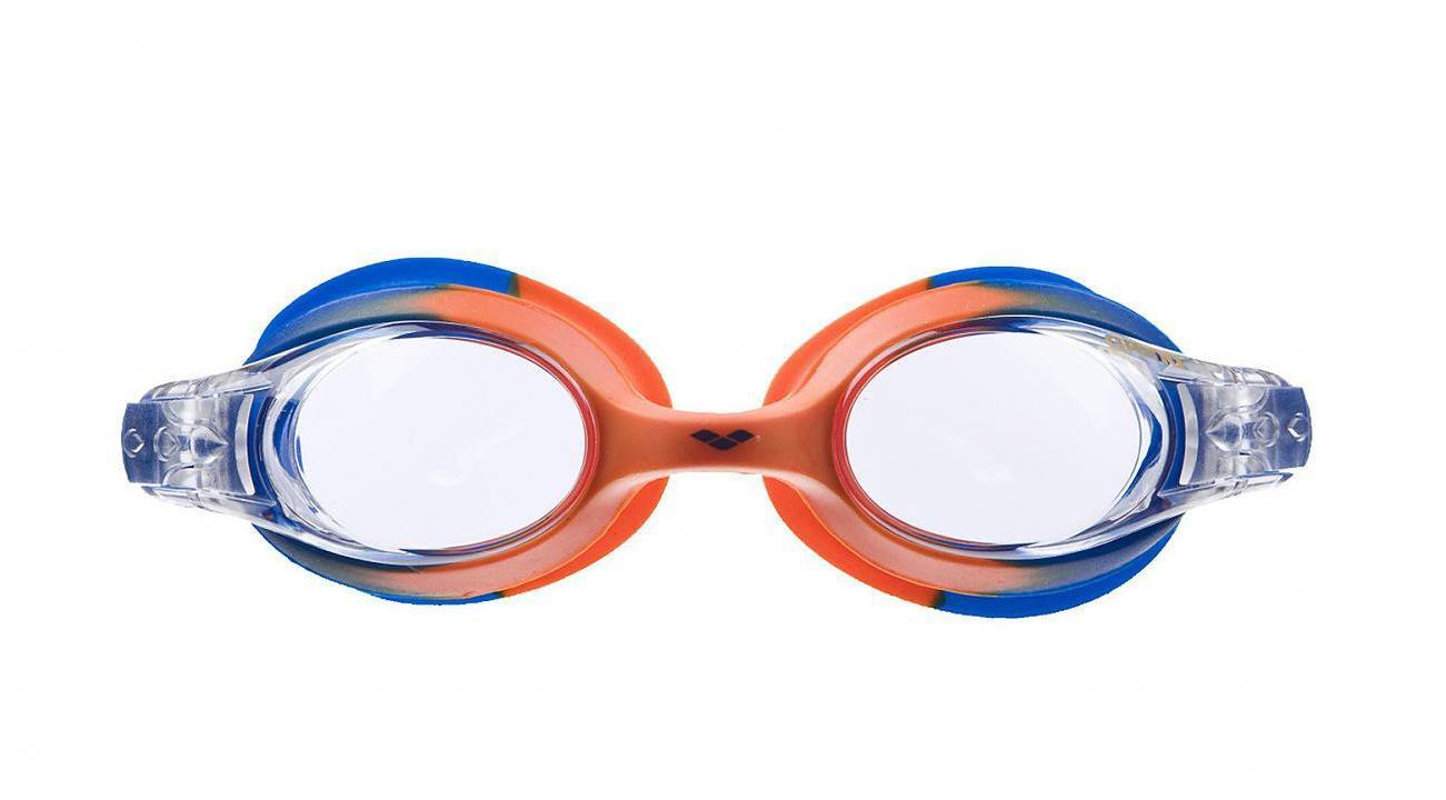 Arena Swimming goggles Arena (blue and orange color)