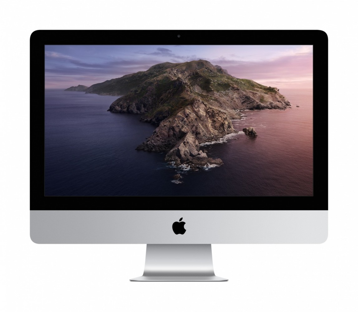 21.5 iMac: 2.3GHz dual-core 7th Intel Core i5, 256GB