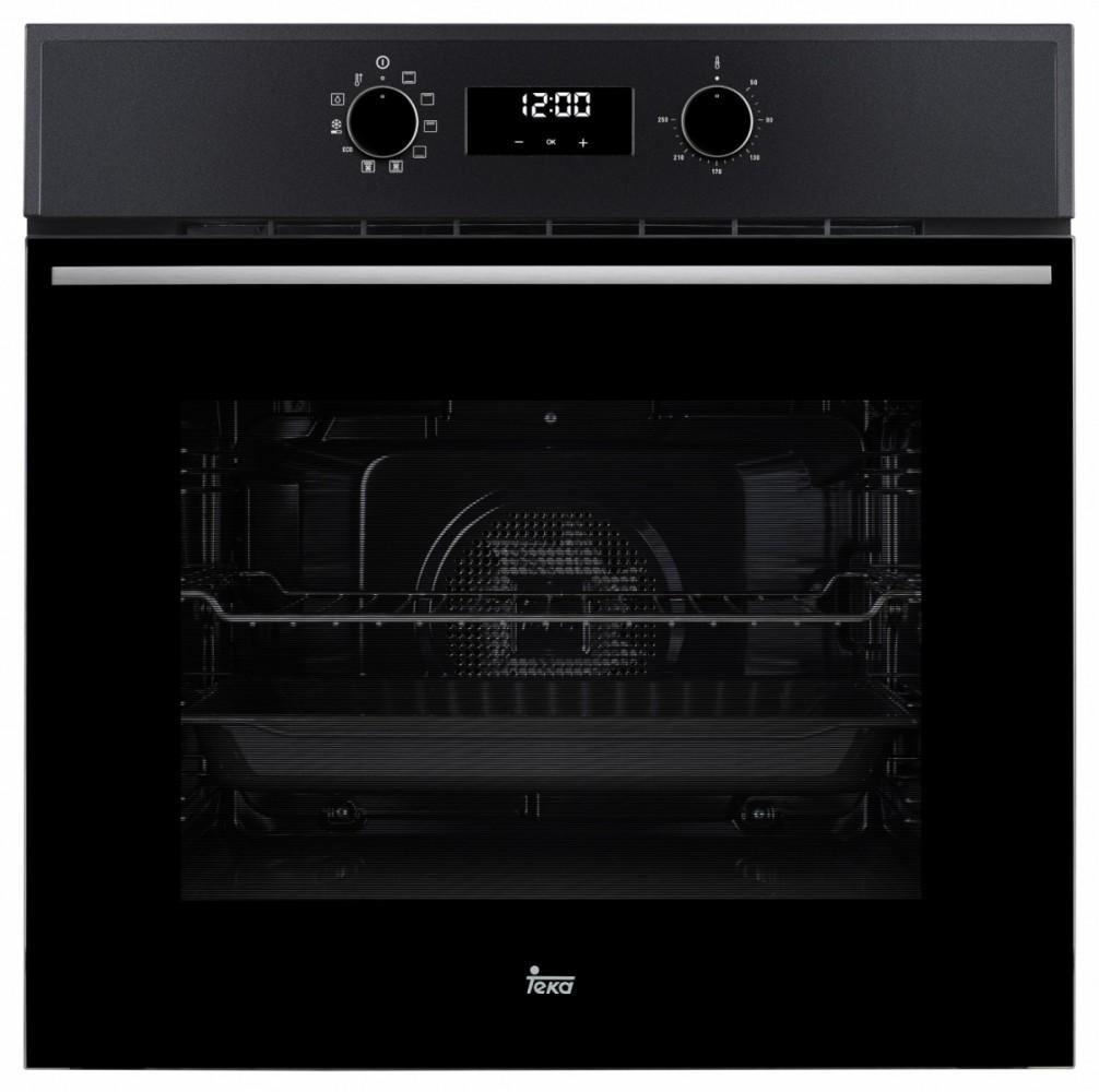 HSB 640 Oven black Cepeškrāsns
