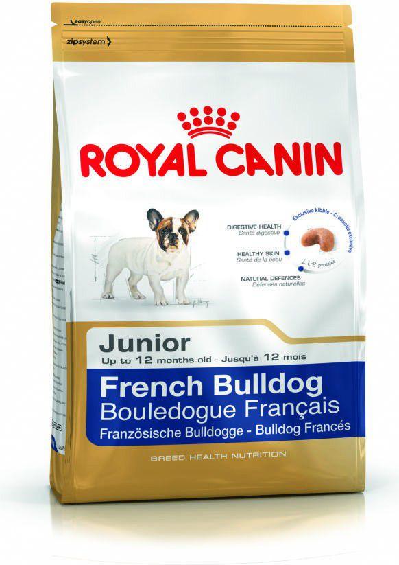 Royal Canin French Bulldog Junior 1 kg barība suņiem