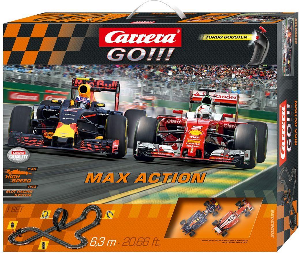Carrera Tor GO!!! Max Action (62429)