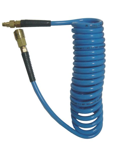 Airpress Spiral pneumatic hose 8mm 15m (4304211)