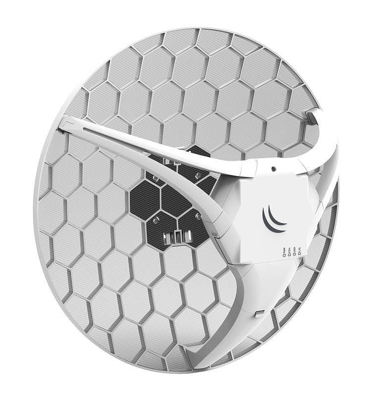 MIKROTIK LHG LTE6 kit 17dBI CPE cat.6 antena
