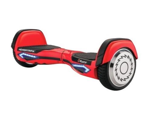 Deskorolka elektryczna Razor Hovertrax 2.0 czerwona Elektriskie skuteri un līdzsvara dēļi