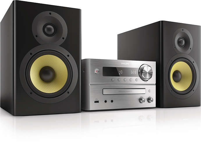 Philips BTD7170 mūzikas centrs