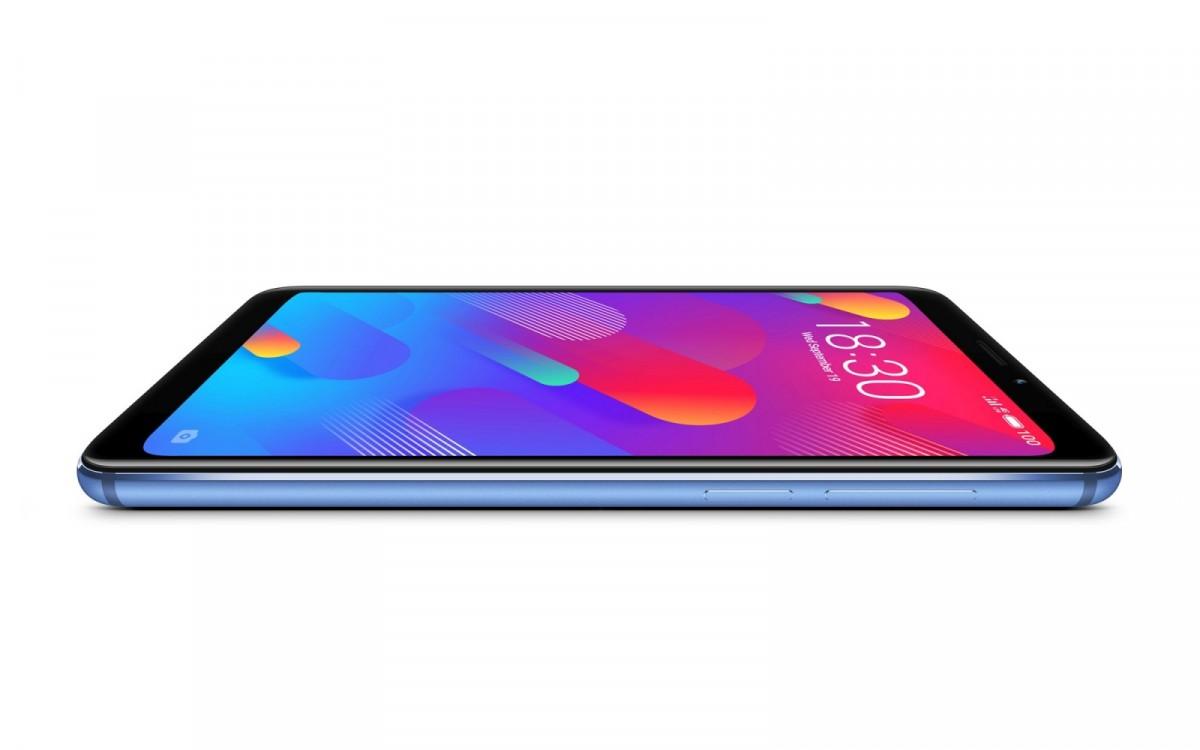 Smartphone M8 64GB blue MEIZUM864GBBLUE Mobilais Telefons