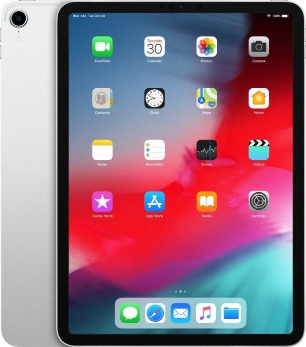 Apple iPad Pro 11 Wi-Fi 64GB Silver MTXP2 Planšetdators