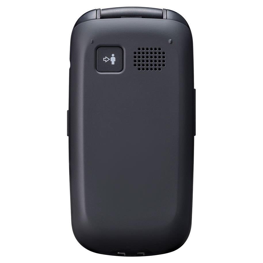 Panasonic KX-TU466 black Mobilais Telefons