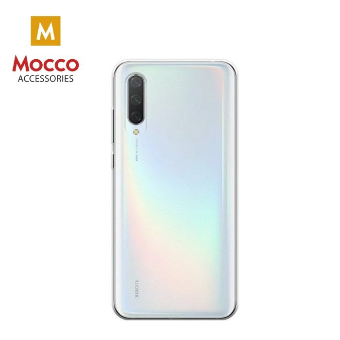 Mocco Ultra Back Case 0.3 mm Aizmugurējais Silikona Apvalks Samsung Galaxy S20 Plus Caurspīdīgs maciņš, apvalks mobilajam telefonam