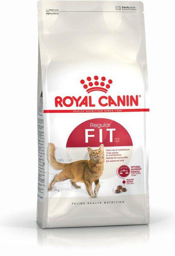 Royal Canin Fit 10 kg kaķu barība