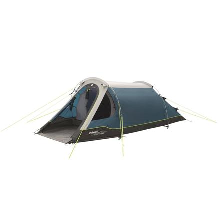 Outwell Tent Earth 2 2 person(s), Blue telts Kempingiem, pārgājieniem