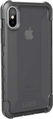 UAG Plyo Case for Apple iPhone X ash transparent