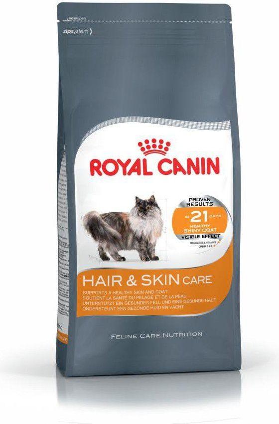 Royal Canin Hair & Skin Care 0.4 kg kaķu barība