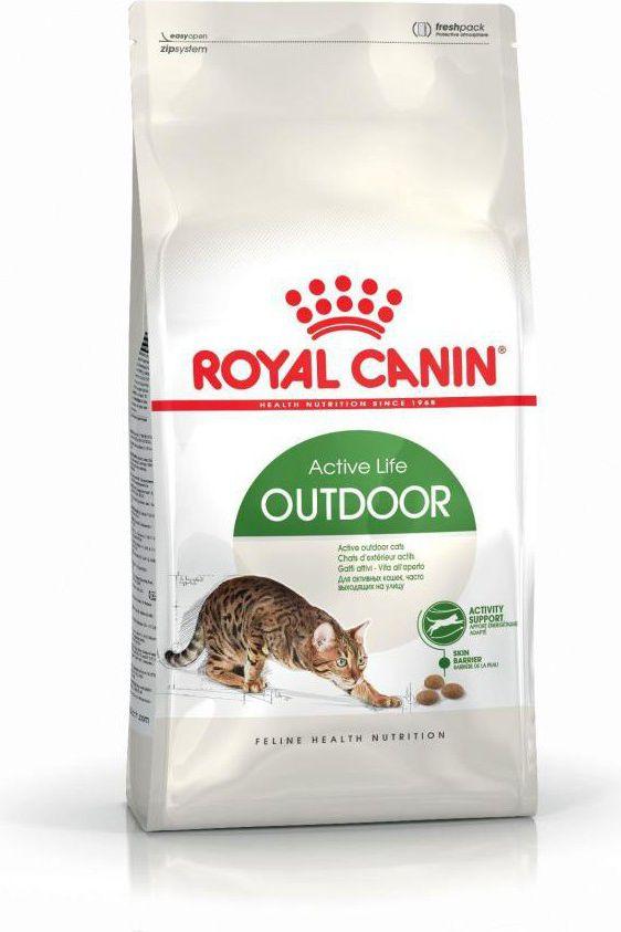 Royal Canin Outdoor 4 kg kaķu barība