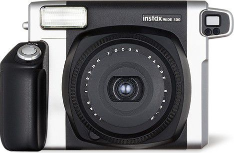FujiFilm Instax Wide 300 black Digitālā kamera