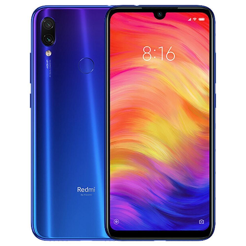 Xiaomi Redmi Note 7 4GB/128GB Blue Mobilais Telefons