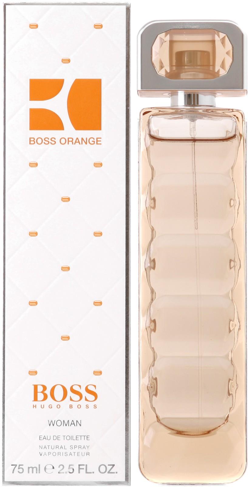 Hugo Boss Boss Orange Eau de Toilette  75 Women
