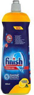 Finish Plyn nablyszczajacy Shine&Protect cytrynowy 800ml 8592326010419 tīrīšanas līdzeklis